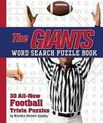 The Giants Word Search Puzzle Book: 30 All-New Football Trivia Puzzles