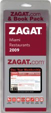 2009 Miami Zagat.com & Book Pack