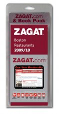 Zagat Boston Restaurants [With One-Year Membership to Zagat.com]