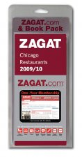 Zagat Chicago Restaurants [With Zagat.com One-Year Membership]