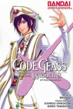 Code Geass Lelouch of the Rebellion, Volume 8