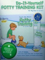 Do-It-Yourself Potty Training Kit for Boys