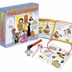 Taking the Scary Out of Halloween Kit [With Halloween Glow-In-The-Dark Stickers and Glow Stick Whistle and Glow-Necklace, Glow-Bracelet a