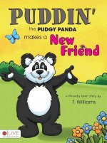 Puddin' the Pudgy Panda Makes a New Friend