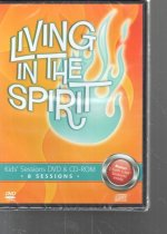 Living in the Spirit Kids Session CD-ROM with Bonus DVD