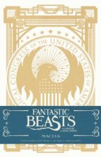 Fantastic Beasts and Where to Find Them: Deluxe Hardcover Ruled Journal 2