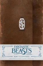 Fantastic Beasts and Where to Find Them: Deluxe Hardcover Ruled Journal 1