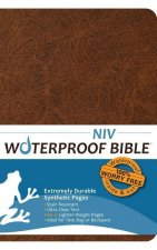 Waterproof Bible-NIV-Brown
