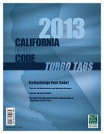 Turbo Tabs: 2013 CA Fire Codetitle 24 Part 9