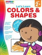 Let's Learn Colors & Shapes, Grades Toddler - Pk