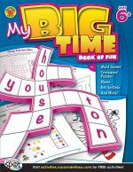 My Big Time Book of Fun, Ages 6+