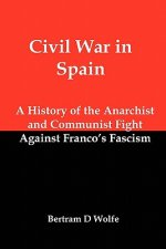 Civil War in Spain: A History of the Anarchist and Communist Fight Against Franco's Fascism