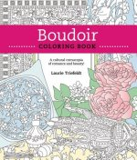 Boudoir Coloring Book: A Cultural Cornucopia of Romance and Beauty