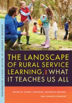 The Landscape of Rural Service Learning, and What It Teaches Us All