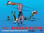 The Phantom: The Complete Sundays: Volume 1 1939-1943