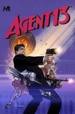 Agent 13: The Midnight Avenger and the Acolytes of Darkness