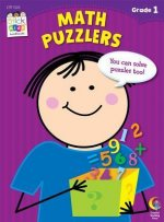 Math Puzzlers, Grade 1