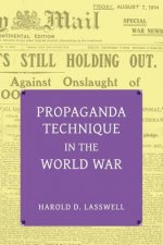 Propaganda Technique in the World War (with Supplemental Material)
