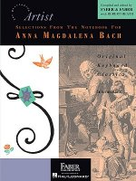 Selections from the Notebook for Anna Magdalena Bach, Intermediate: Original Keyboard Classics