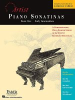 Artist Piano Sonatinas, Book One, Early Intermediate