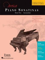 Artist Piano Sonatinas, Book Two, Intermediate