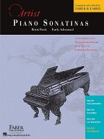 Artist Piano Sonatinas, Book Four, Early Advanced