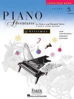 Piano Adventures, Level 2A, Christmas Book