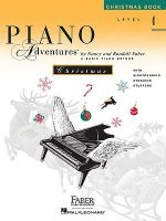 Piano Adventures, Level 4, Christmas Book