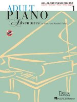 Adult Piano Adventures All-in-One Book 1