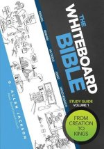 The Whiteboard Biblesmall Group Bundle (DVD + Study Guide), Volume 1: From Creation to Kings
