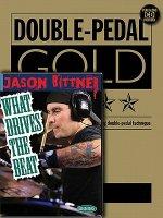 Jason Bittner - Double Bass Drum Pro Method: Book/CD/DVD Pack