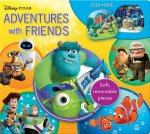Adventures with Friends(disney, Pixar Collection)