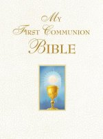 My First Communion Bible (White)