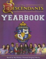 Disney Descendants Yearbook Scholastic