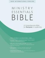 Ministry Essentials Bible-NIV: A Comprehensive Bible for Everyone in Leadership
