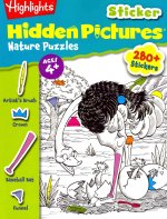 Highlights Sticker Hidden Pictures(r) Nature Puzzles
