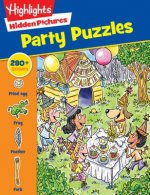 Highlights Sticker Hidden Pictures(r) Party Puzzles