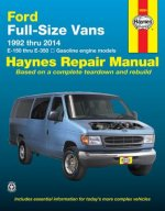 Ford Full-Size Vans 1992 Thru 2014 E-150 Thru E-350 Gasoline Engine Models