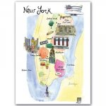 Martine Rupert New York Notecard Box