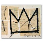 Jean-Michel Basquiat Quicknotes, Museum Quality Notecard Set in a Reusable Box with Magnetic Closure