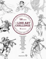 The Line Art Challenge: A Worldwide Drawing Collaboration in the Digital Age