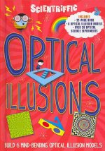 Scientriffic: Optical Illusions [With 6 Optical Illusion Models]