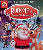 Rudolph the Red-Nosed Reindeer Pop-Up Book