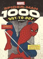Spider-Man: The Amazing 1000 Dot-To-Dot Book