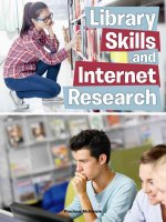 Library Skills and Internet Research