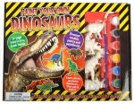 Paint Your Own Dinosaur: Have Fun Bringing Amazing Dinosaur Models to Life!