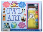 Owl Art: Hours of Fun with Cute Owl Art