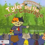 Character Cats: Tyler and the Tree of Courage