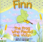 Finn: The Frog Who Played the Violin