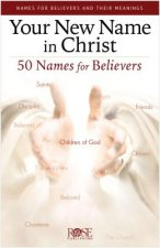 Your New Name in Christ Pamphlet 5pk: 50 Names for Believers